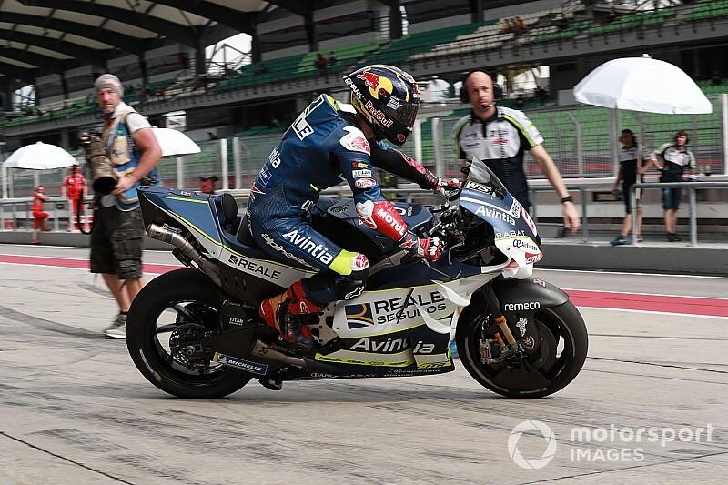 Première journée sur la Ducati: Zarco s'attendait à mieux