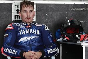 ماركيز: لورينزو لم يكن خائفًا من السباقات ولكن ربما من درّاجة هوندا