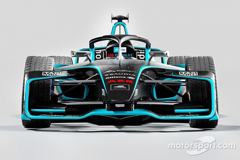 Why Formula E's new car isn't an 'identity crisis'