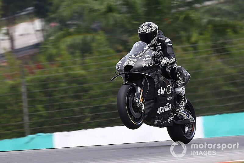 """Espargaró: """"El año pasado estábamos en otra liga; con esta moto será divertido"""""""