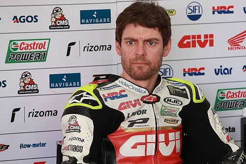 Crutchlow not interested in Honda's WSBK offer