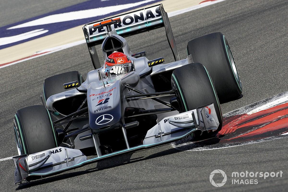 "Weber: ""Schumacher ha fallito alla Mercedes"""