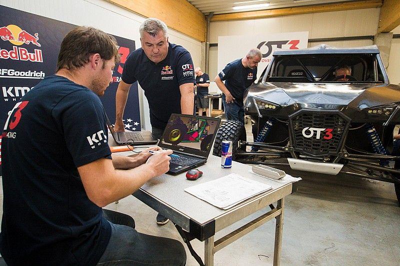 Red Bull junior programme expands into Dakar
