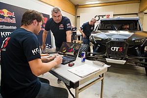 Red Bull-juniorprogramma breidt uit naar Dakar Rally