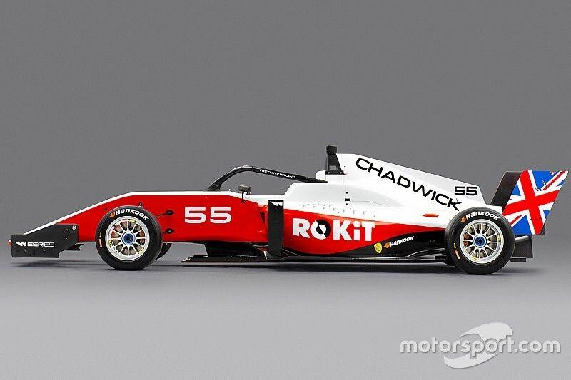 W Series: svelata la livrea con sponsor ROKiT per il 2020