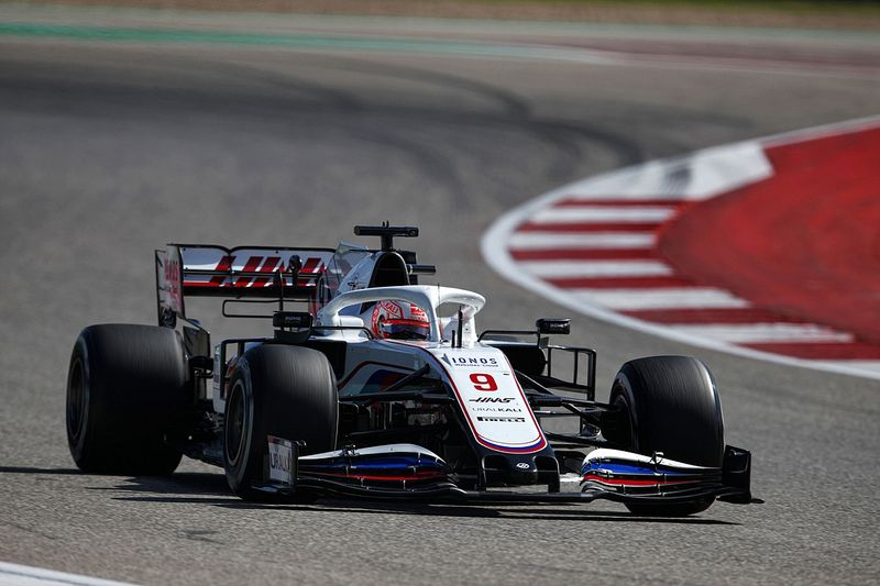 """Mazepin's """"painful"""" US GP not helped by headrest coming off"""