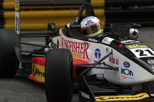 When Karthikeyan nearly won the Macau Grand Prix