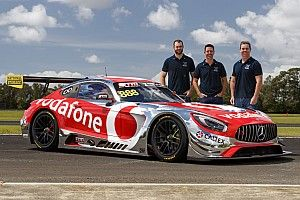 All-star line-up for Triple Eight Mercedes in Bathurst 12 Hour