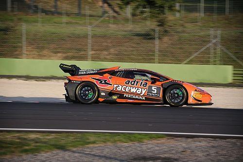 Lamborghini, Europe PRO-PRO Am: Altoè/Zampieri trionfano in Gara 1, festeggiano anche Bontempelli/Zonzini