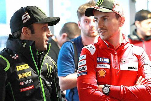 Zarco se inspira en Lorenzo para su reto con Ducati