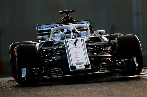 Sauber'in yükselen formu 2019 için rakiplerini korkutuyor