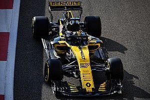Hulkenberg: İlk podyumumu kazanana kadar Renault'dan ayrılmayacağım