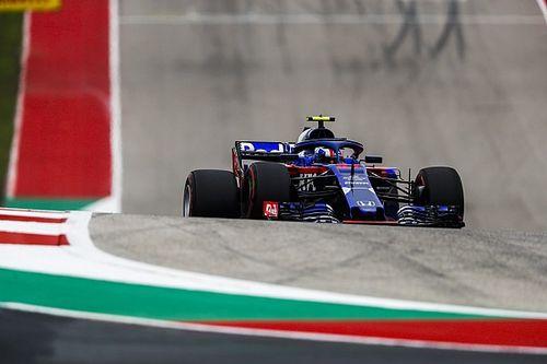 Gasly s'est qualifié sans l'évolution de la Toro Rosso