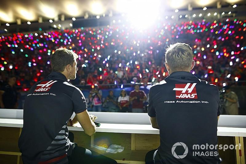 Haas: Sorunumuz sürücüler değil