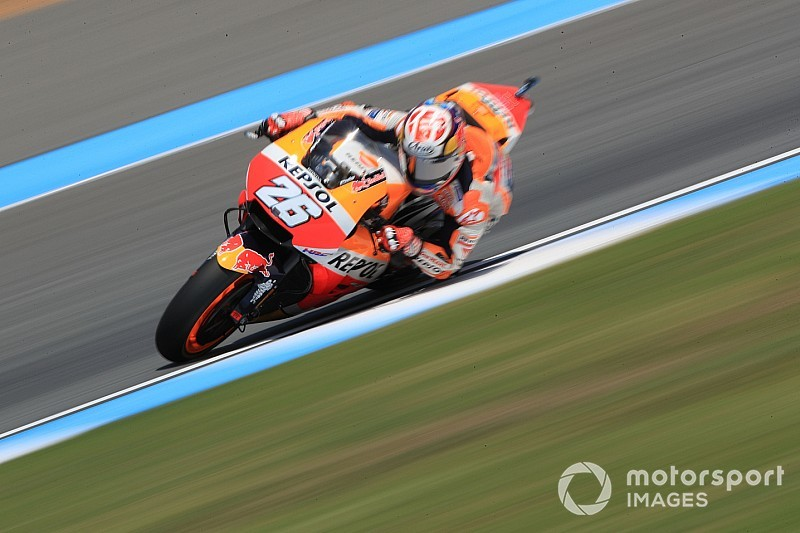 "Pedrosa had pace to win despite ""massive disadvantage"""