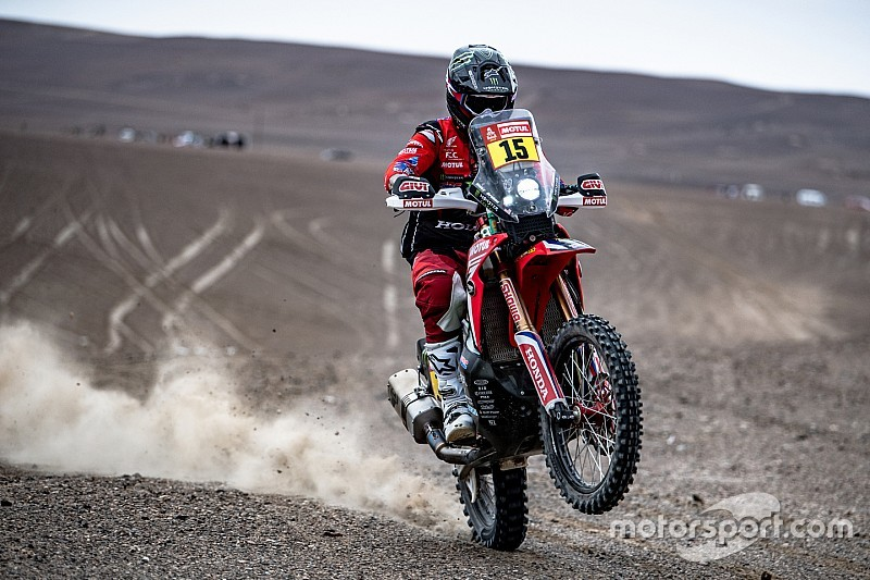 Dakar 2019, Stage 4: Brabec dominates to take lead