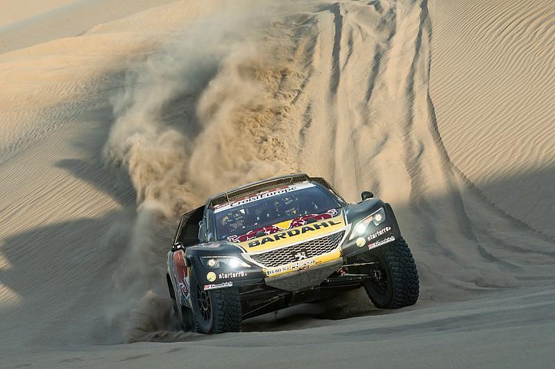 Pourquoi il ne faut pas laisser Loeb abandonner le Dakar
