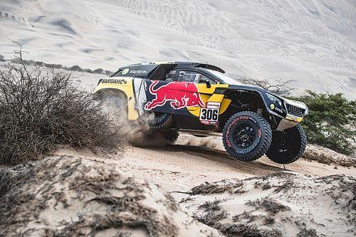 Dakar, Auto, Tappa 6: Loeb concede il bis ed ora è secondo, ma a 37' da Al-Attiyah