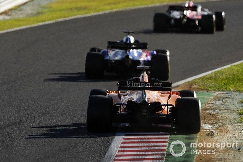 Pneus : Mercedes avec plus de mediums que Ferrari à Suzuka