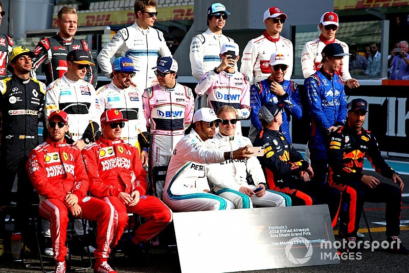 2019 F1 sezonu pilotlarını tanıyalım