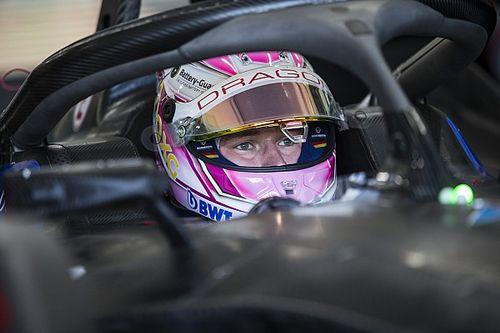 Gunther completa la parrilla de Fórmula E con Dragon