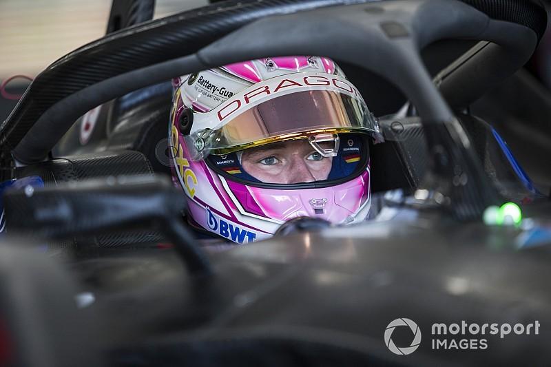 Gunther completeert Formule E-grid