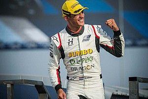 """Van Kalmthout maakt testdebuut in IndyCar: """"Geweldige eerste dag"""""""