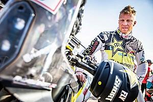 Andrew Short rimane con Husqvarna anche per la Dakar 2020