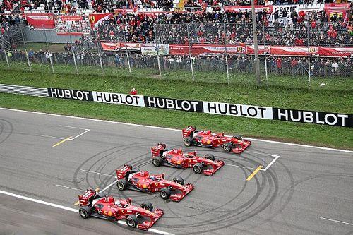 GALERI: Kemeriahan Ferrari Finali Mondiale 2018 di Monza