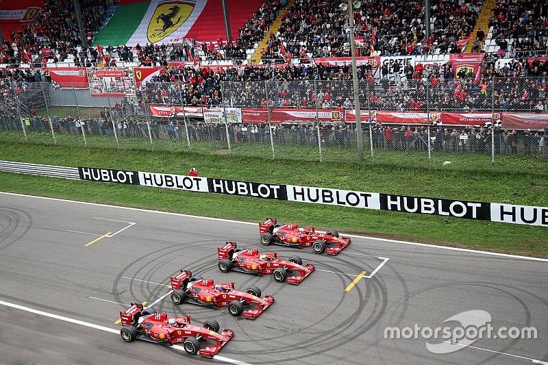 """Ferrari: """"Reméljük, jövőre megnyerhetjük a bajnokságot"""""""