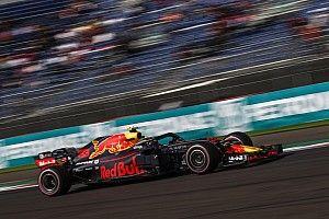 Los favoritos mejoran, pero Verstappen sigue al frente en México