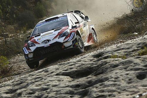 Toyota sigue al frente con Latvala, mientras Sordo y Tanak se hunden