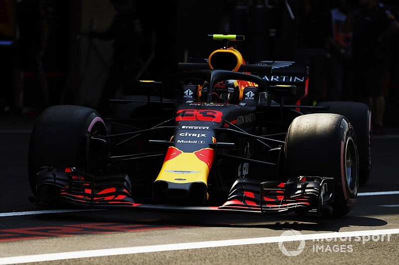 EL3 - Verstappen persiste, devant Hamilton et Vettel