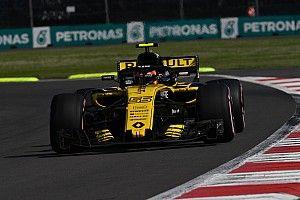 Renault in Mexiko sensationell stark, doch Fahrer treten Euphorie-Bremse