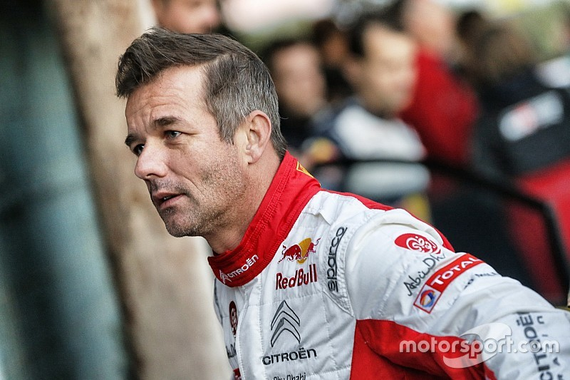 M-Sport chasing Loeb for 2019 WRC season