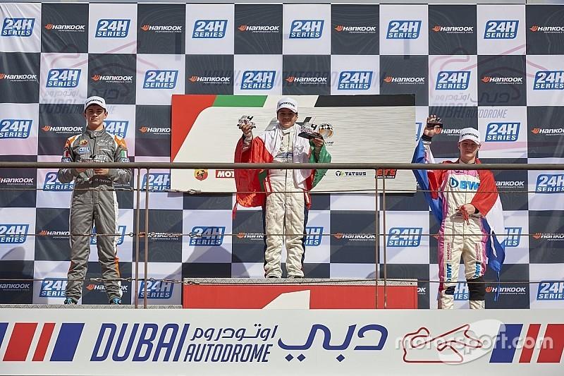 فورمولا 4 الإماراتية: أربعة فائزين يفتتحون الجولة الأولى من موسم ثالث مثير