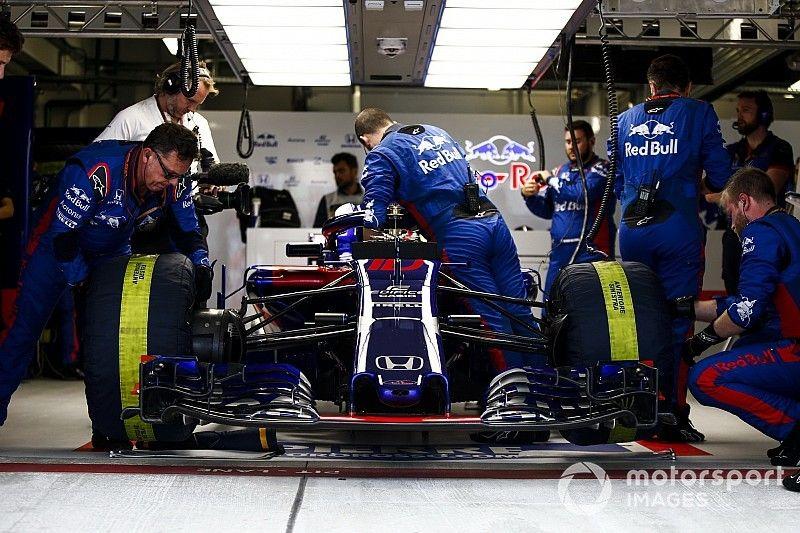 "Toro Rosso doit ""peaufiner"" l'évolution moteur Honda"