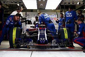 Toro Rosso necesita afinar el nuevo motor de Honda