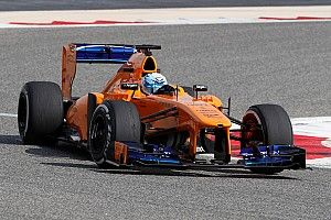 "Alonso ""impressed"" by Johnson's McLaren F1 laptimes"