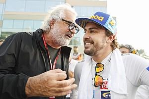 Alonso - Briatore e l'inizio di una storia vincente