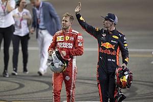 """Verstappen: Vettel """"fevkalade"""" bir sürücü değil"""