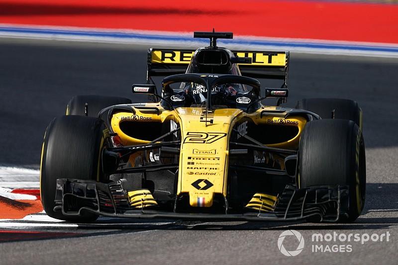 Hülkenberg : Renault a perdu la course au développement