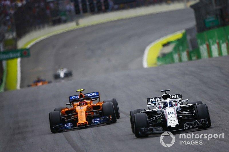 """McLaren/Williams in F1 """"void"""" between works teams and B-teams"""