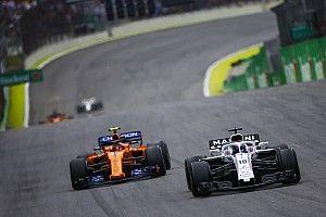 """A McLaren és Williams F1-es """"űrbe"""" kerültek"""
