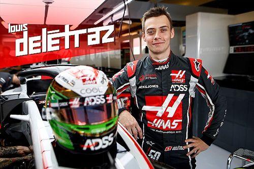 Chronique Delétraz - Premier test en F1, et j'ai ma Super Licence !