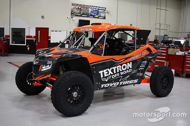 Neuer Dakar-Trend: Robby Gordon will mit UTV-Fahrzeug um den Sieg kämpfen