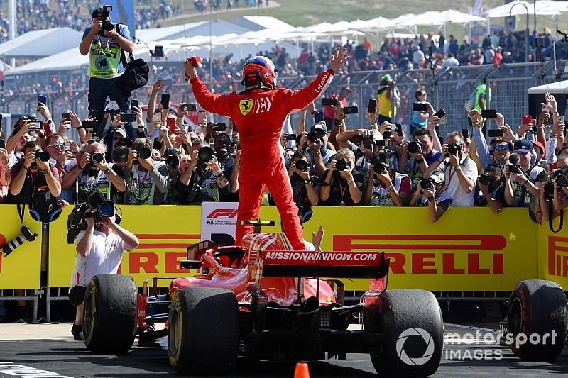Mercedes erra na tática, Kimi vence e adia penta de Hamilton