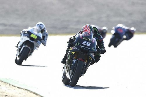 """Zarco has reached """"limit"""" with two-year-old Yamaha"""