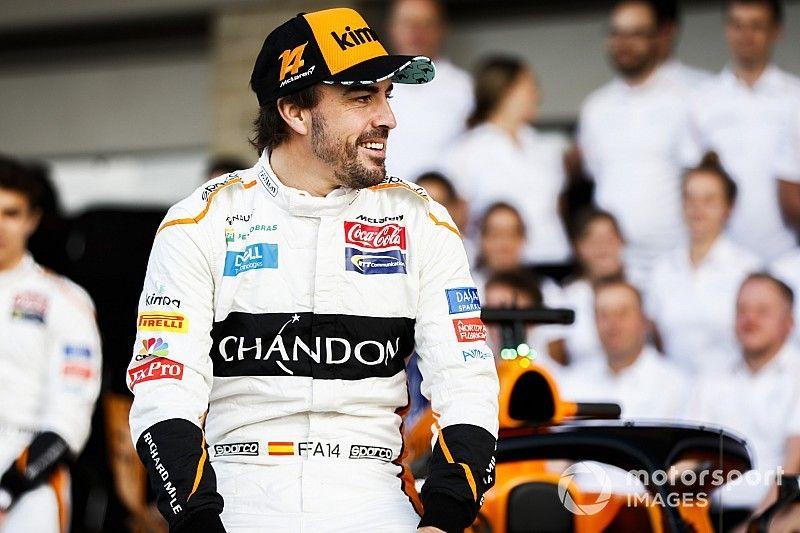 """Fórmula 1 será """"muito melhor"""" em 2021, diz Alonso"""