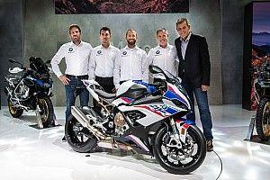 Sykes buka lembaran baru dengan BMW